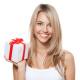 girl loves gift she received
