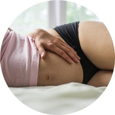 Выделения на 20 неделе беременности