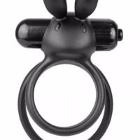 O_Hare_XL_Rabbit_Ring_Vibrator_black_1