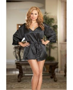 short-kimono-robe-and-matching-chemise-in-black-1x-4x